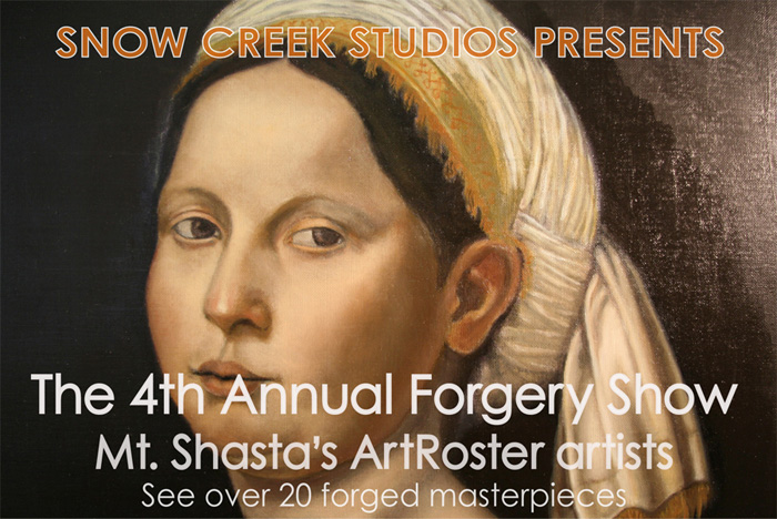 4th annual forgery show
