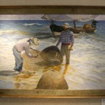 the forgery show 2014, mount shasta, CA, Joaquin Sorolla