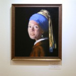 the forgery show 2014, mount shasta, ca, Vermeer by Jenny Purtle