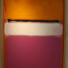 cynthia henderson – mark rothko, yellow, pink and lavender on rose