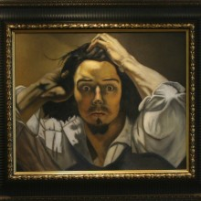 leonard brown, based on gustave courbet