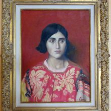 Adrianne van Summern's forgery – Thomas Cooper Gotch