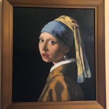 Lynda Hardy's forgery – Johannes Vermeer's Girl with a Pearl Earring