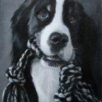 Karen Copsey - 8x10 oil painting