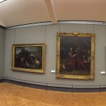 Louvre Museum panoramic pictures 360 view by Judy Hester in Paris earlier this April
