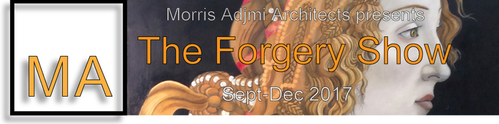 Morris Adjmi Architects presents The Forgery Show in N.Y.