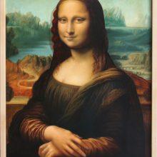 Aleksander Balos' forgery Leonardo da Vinci's Mona Lisa